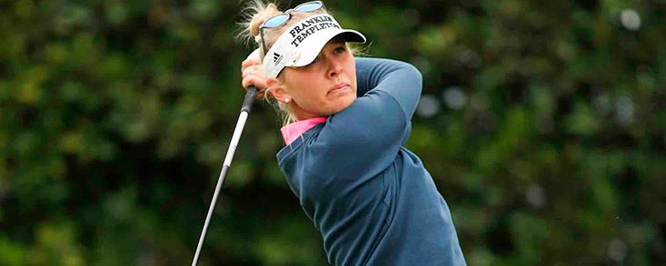 Jessica Korda sigue mandando en el Hugel-Air Premia LA Open