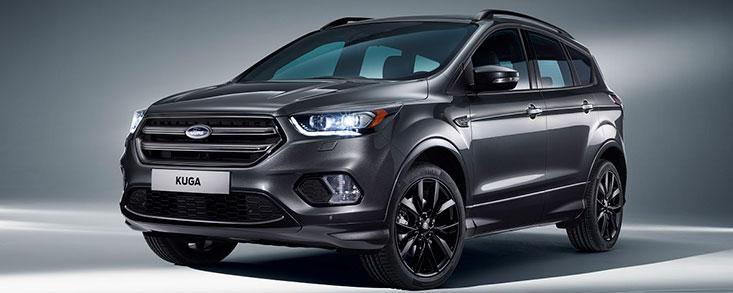Atrevido e intuitivo Ford Kuga