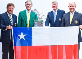 El Latin American Amateur Championship 2018 será en Chile