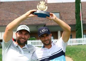 Francisco Lagarto y Jaime Camargo, campeones Dobles de Madrid