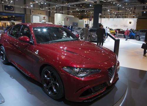 Alfa Romeo Giulia, corazón Ferrari