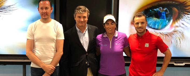 El golf español encuentra su sitio en LaLigaSportsTV