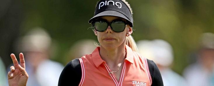 Pernilla Lindberg se mantiene en lo más alto y busca su primer título