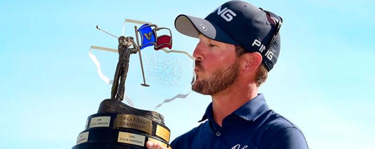 Andrew Landry consigue su primer triunfo en el PGA Tour