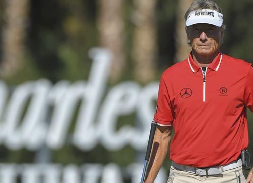 Bernhard Langer tercero en el ranking del Champions Tour tras Irwin (45) y Treviño (29)