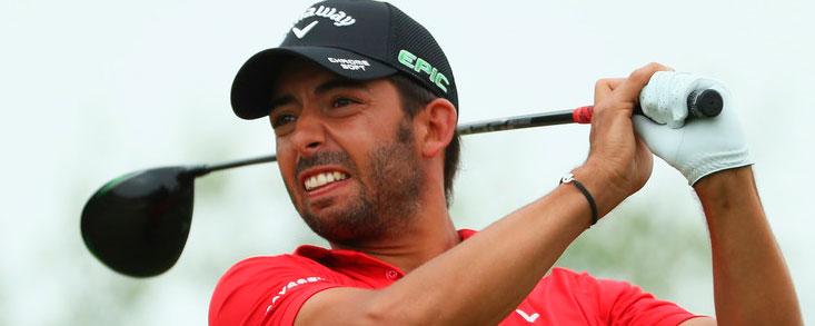 Larrazábal roza la victoria en Abu Dhabi y se queda a un golpe de Fleetwood