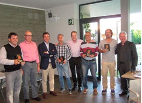 TV3 hace 'hat-trick' en el Campeonato de Golf de Medios de Cataluña