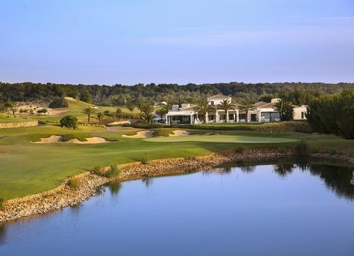 Uno de los principales destinos de golf de Europa