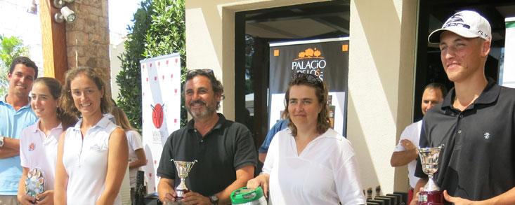 Una gran torneo de golf en La Sella