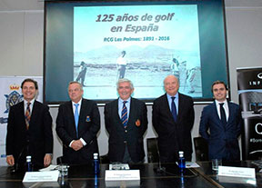 125 años de golf en España