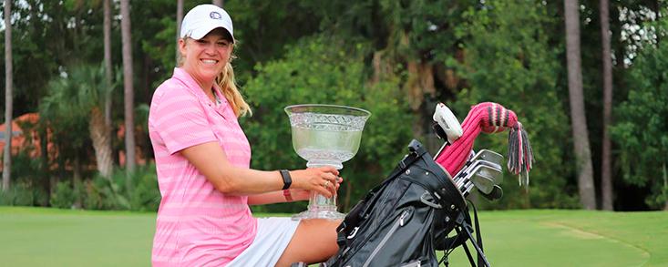 Laura Wearn gana el IOA Classic en desempate