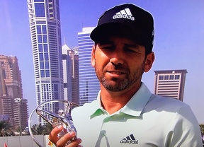 """El golf, sin representantes en """"Los Oscars"""" del deporte"""