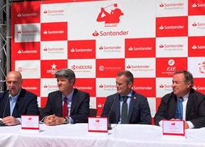El Santander Tour se planta en Lauro Golf
