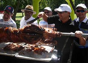 La fiesta del golf en Puerto Rico