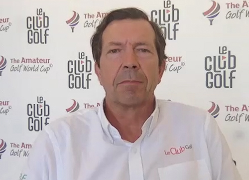 The Amateur World Golf Cup en detalle con Bruno Lelieur y Le Club Golf