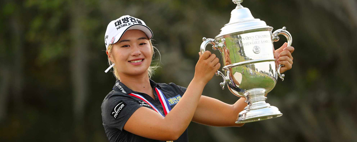 Jeongeun Lee se estrena en el LPGA Tour ganando un Major