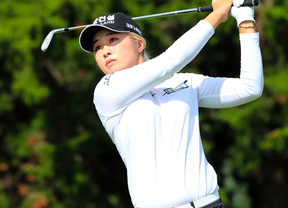 Jeongeun Lee6 ya lidera en solitario el Shoprite LPGA Classic