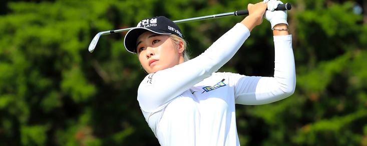 Jeongeun Lee6 ya lidera en solitario el Shoprite LPGA Classic