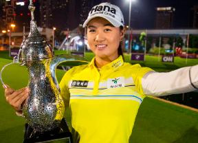 Minjee Lee gana el Omega Dubai Moonlight Classic tras desempatar con Celine Boutier