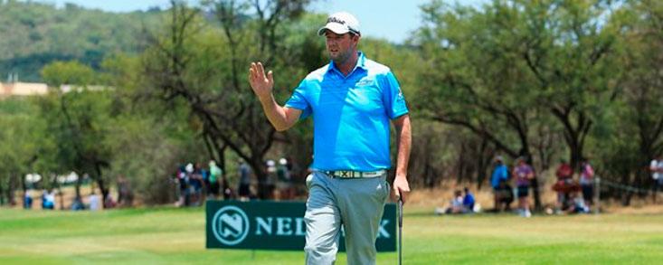 Mark Leishman toma el mando en Sudáfrica