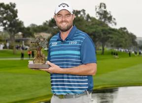 Marc Leishman (-15) gana en Torrey Pines su quinto título en el PGA Tour