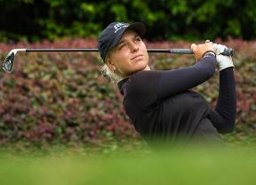 La amateur Stephanie Kyriacou asume el liderato del Australian Ladies Classic