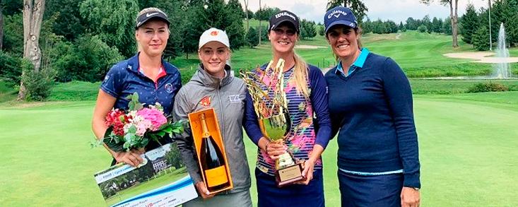 Sanna Nuutinen logra su segunda victoria en el Letas