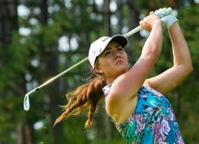 Niina Liias toma ventaja en La Largue Ladies Championship