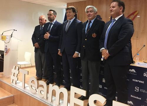 José Ramón Lete apuesta al 100% por el Andalucía Valderrama Masters