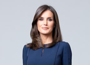 S.M. la Reina Doña Leticia, presidenta de Honor de la Solheim Cup 2023
