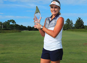 Lexi Thompson gana el Shoprite LPGA Classic y suma once victorias en el LPGA