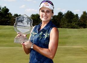 Lexi Thomson gana en Indiana y llega como favorita al quinto Major de la temporada