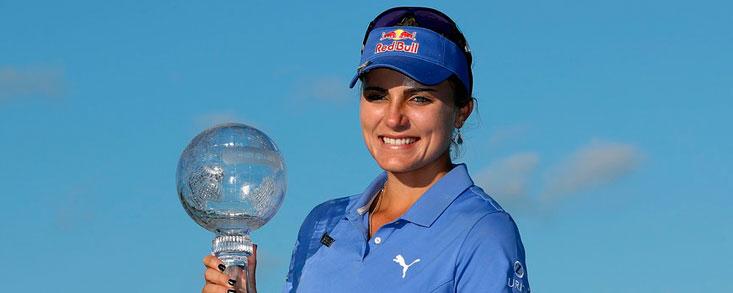 Lexi Thompson ya tiene su séptimo triunfo en la LPGA