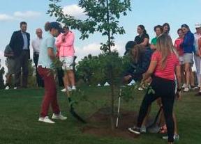 Amaia Arruti, primera ganadora en Golf Santander