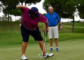 Madrid reúne esta semana a las leyendas españolas del golf femenino