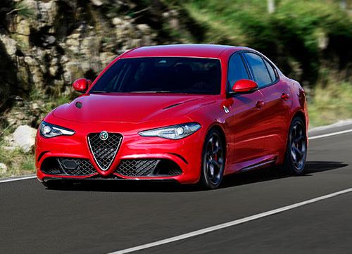 Cuerpo italiano con corazón Ferrari, el Alfa Romeo Giulia