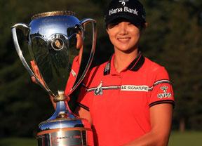 Segunda victoria de la temporada para la coreana Sung Hyun Park