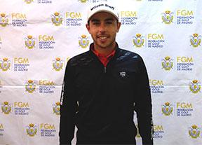 Sebastián García Rodríguez, al frente tras la primera jornada en El Encín