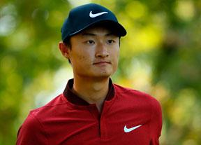 Li Haotong, primer jugador chino entre los 50 mejores del mundo