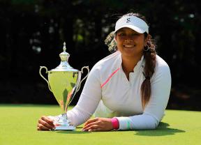 Lilia Vu gana el Twin Bridges Championship