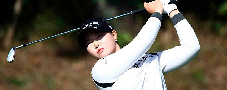 Hee Jeong Lim encabeza el dominio coreano en el BMW Ladies Championship