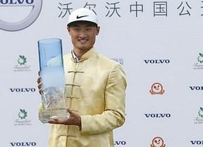 Impresionante triunfo del chino Li Haotong con una última vuelta de 64 golpes y ocho bajo par