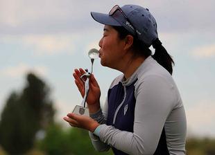 Ruixin Liu consigue su sexto título en el Symetra Tour