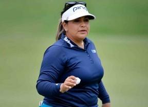Lizette Salas y Nelly Korda colideran el torneo con -15 a falta de 18 hoyos