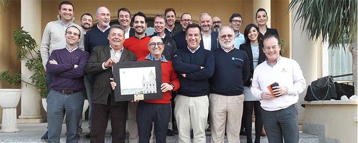La ACGCB y CV se reúnen con la Federación Valenciana