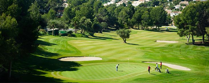 Aumentan un 5,56% las salidas de golf en la Comunidad Valenciana