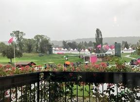 La lluvia se carga el quinto Major de la temporada y deja el torneo en 54 hoyos