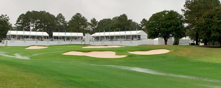 La tercera ronda de Richmond se jugará el lunes por culpa de la lluvia