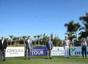 El presidente de Canarias dio el pistoletazo de salida al torneo