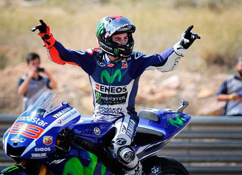 Lorenzo a la caza de Rossi